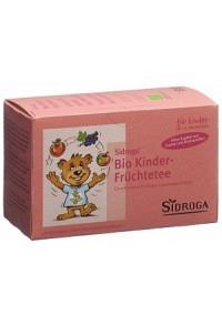 SIDROGA Bio Kinder Früchtetee 20 Btl 1.5 g
