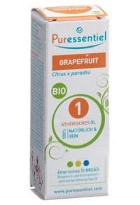 PURESSENTIEL Grapefruit Äth/Öl Bio 10 ml