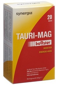 TAURI MAG Booster Energy Btl 20 Stk