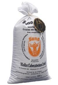 SANO Gold Senfkörner 500 g