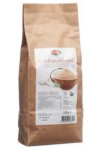 MORGA Kokosmehl entölt glutenfrei Bio 500 g