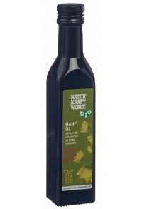 NATURKRAFTWERKE Hanföl nativ Bio 250 ml