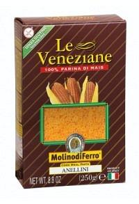 LE VENEZIANE Anellini Mais glutenfrei 250 g
