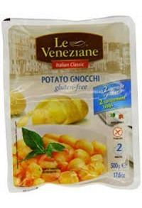 LE VENEZIANE Kartoffeln Gnocchi glutenfrei 500 g