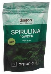 DRAGON SUPERFOODS Spirulina Pulver 200 g