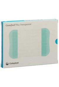 COMFEEL Plus Transparent Hydro Verb 9x14cm 10 Stk