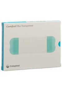 COMFEEL Plus Transparent Hydro Verb 5x15cm 5 Stk