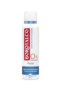 BOROTALCO Deo Pure Natural Fresh Spray 150 ml