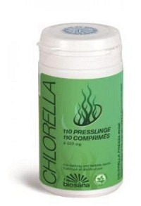 BIOSANA Chlorella Tabl 500 mg Ds 110 Stk