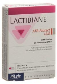 LACTIBIANE ATB Protect Kaps 10 Stk
