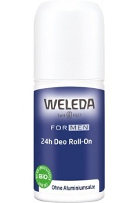 WELEDA Men 24h Deo Roll on 50 ml