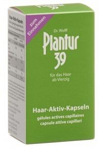 PLANTUR 39 Haar-Aktiv-Kapseln 60 Stk