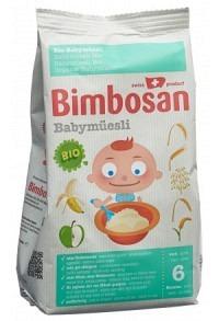 BIMBOSAN Bio-Babymüesli Btl 500 g