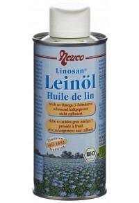 NEUCO Speiseleinöl unraffiniert Bio Ds 250 ml