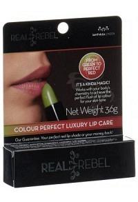 REAL REBEL Luxury Lip Balm Colour Perfect
