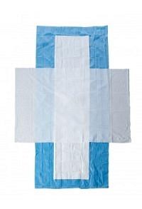 HALYARD OP-Tisch Abdeck MediSheet 102x228cm 20 Stk