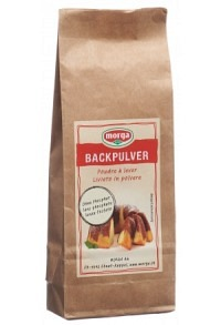 MORGA Backpulver ohne Phosphat Btl 200 g