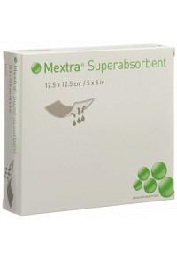 MEXTRA Superabsorbent 12.5x12.5 cm 10 Stk