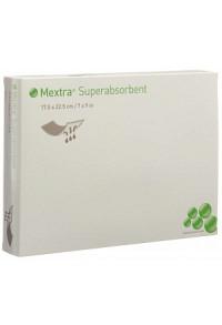 MEXTRA Superabsorbent 17.5x22.5 cm 10 Stk
