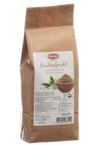 MORGA Hanfmehl Bio glutenfrei Btl 300 g