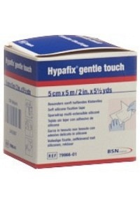 HYPAFIX Skin sensitive Silikon 5cmx5m