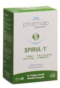 PHARMALP Spirul-1 Tabl 90 Stk
