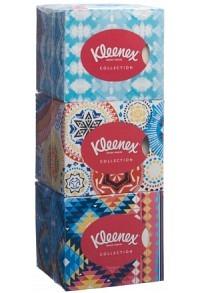 KLEENEX Collection Kosmetiktü Würf Trio 3 x 48 Stk