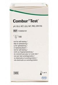 COMBUR 7 TEST Streifen 100 Stk