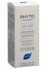 PHYTO Phytophanère Complément Aliment Kaps 120 Stk