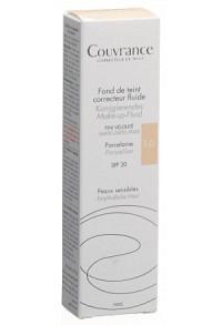 AVENE Couvrance Fluid Porzellan 1.0 30 ml