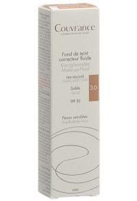 AVENE Couvrance Fluid Sand 3.0 30 ml