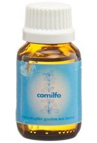 COMILFO Kräutertropfen mit Melisse Fl 60 ml