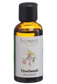 HOMEDI-KIND Tönchenöl Bäuchleinöl Fl 50 ml