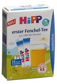 HIPP Baby Fenchel Tee (neu) 15 Stick 0.36 g