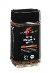 MOUNT HAGEN Bohnenkaffee lösl Bio Fairtrade 100 g