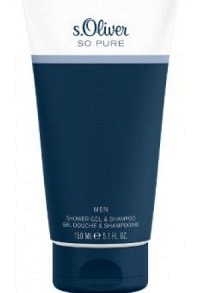 S OLIVER SO PURE M Shower Gel 150 ml