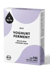 MY.YO Joghurt Ferment mild 3 x 5 g