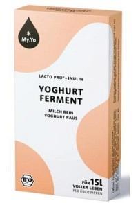MY.YO Joghurt Ferment probiotisch&prebiot 6 x 25 g