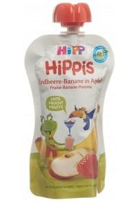 HIPP Erdbeere-Banane Apfel Ferdi Frosch 100 g