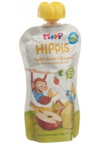 HIPP Apfel-Birne-Banane Anton Affe 100 g