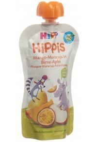 HIPP Mango-Maracuja Birne-Apfel Nick Nashorn 100 g