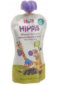 HIPP Pflaume-Johannisbeer Birne Greta Giraff 100 g
