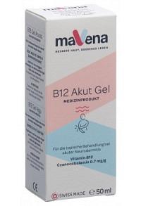 MAVENA B12 AKUT Gel Tb 50 ml