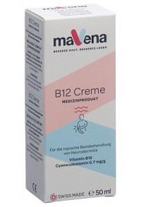 MAVENA B12 Creme Tb 50 ml