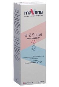 MAVENA B12 Salbe Tb 200 ml