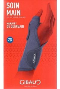 GIBAUD Manugib De Quervain 2R 15.5-18cm rechts