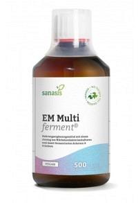 SANASIS EM Multi ferment Fl 500 ml