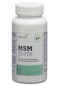 SANASIS MSM Glucosamin&Chondroitin Kaps Ds 60 Stk