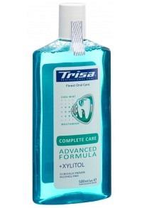 TRISA Mundspülung Complete Care Fl 500 ml