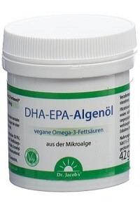 DR. JACOB'S DHA-EPA-Algenöl Kaps Ds 60 Stk
